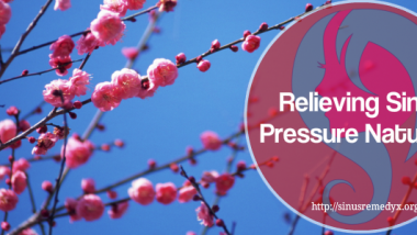 Relieving Sinus Pressure Naturally
