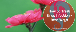 How to Treat Sinus Infection